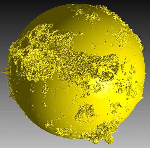 Venus Globe 150x