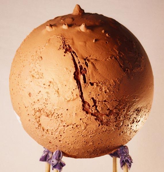 Mars Globe 20x